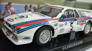 【送料無料】模型車 モデルカー スポーツカー ランチアデルタツールドコルスkyoscho 118 nr 08301a lancia 037 1985 tour de corse 5 in ovp a679