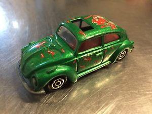 【送料無料】模型車 モデルカー スポーツカー フォルクスワーゲンmajorette volkswagen coccinelle n 203