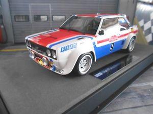 【送料無料】模型車 モデルカー スポーツカー フィアットアバルトラリーサンレモ#トップマルケスfiat 131 abarth rallye san remo 1977 winner 9 andruet sieger top marques 118