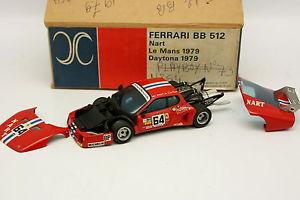 【送料無料】模型車 モデルカー スポーツカー フェラーリルマンamr 143 ferrari 512 bb le mans 1979 n64 ouvrante