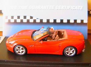 【送料無料】模型車 モデルカー スポーツカー フェラーリカリフォルニアスパイダーレッドイタリアferrari california spider 2008 red bbr bbr213a2 143 limited edition made italy