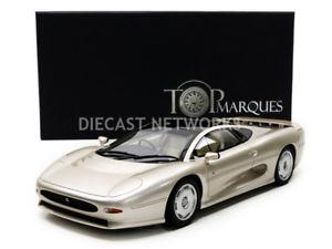 【送料無料】模型車 モデルカー スポーツカー トップマルケスグッズジャガートップtop marques collectibles 118 jaguar xj 220 1992 top39c