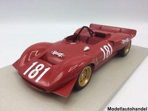【送料無料】模型車 モデルカー スポーツカー フェラーリディノ#テクノモデルズferrari dino 212 e 1969 181 p schetty 118 tecnomodel ltd neu