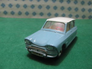 【送料無料】模型車 モデルカー スポーツカー シリーズシトロエンビコミントsolido serie 100   rare citroen ami 6  bicolore  143 mint