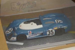 【送料無料】模型車 モデルカー スポーツカー #ルマンbizarre 143 matra simca ms630650 35 le mans 1969 bz123