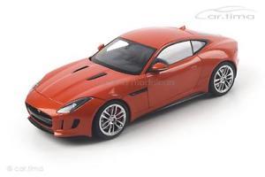 【送料無料】模型車 モデルカー スポーツカー ジャガーオレンジタイプクーペjaguar ftype r coupe 2015 orange met autoart 118 73653