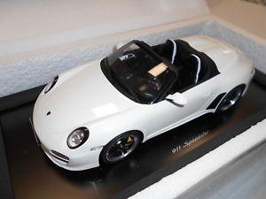 【送料無料】模型車 モデルカー スポーツカー コンポルシェスピードcon20140014 porsche 911 speedster 2014 118