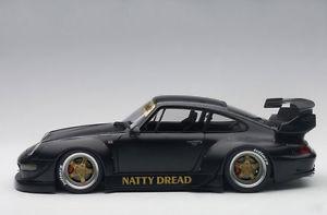 【送料無料】模型車 モデルカー スポーツカー ソフトウェアライセンスマットブラックゴールドホイール