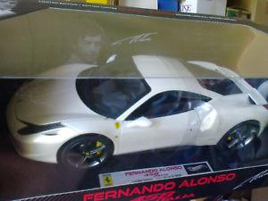 【送料無料】模型車 モデルカー スポーツカー フェラーリイタリアアロンソエリートferrari 458 italia alonso elite 118