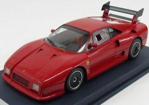 【送料無料】模型車 モデルカー スポーツカー フェラーリブラックホイールロッソコルサ