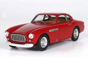 【送料無料】模型車 モデルカー スポーツカー フェラーリクーペシャーシロッソferrari 212 inter vignale coup 1951 chassis 0135e rosso scuro 143 bbr190b bb