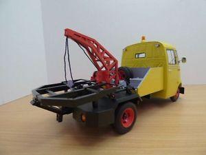 【送料無料】模型車 モデルカー スポーツカー メルセデスニュージーランドmercedes l319 depanneuse jaune 118