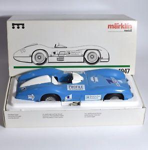【送料無料】模型車 モデルカー スポーツカー メルセデスベンツバイエリッシャーmrklin metall 1947 mercedes benz bayerischer rundfunk mit zertifikat, ovp
