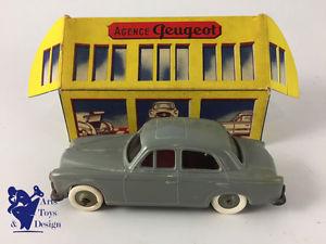【送料無料】模型車 モデルカー スポーツカー プジョープジョーモデルエポックオリジナル143 jep 1612 peugeot 403 gris av boite agence peugeot modele depoque original