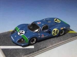 【送料無料】模型車 モデルカー スポーツカー #ルマンbizarre 143 matra ms 630 24 le mans 1968 bz131
