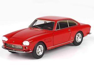 【送料無料】模型車 モデルカー スポーツカー フェラーリグアテマラレッドbbr ferrari 330 gt 22 red 143 bbr257a
