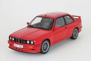 【送料無料】模型車 モデルカー スポーツカー スポーツエボリューションレッドbmw m3 sport evolution rot 1990 autoart 118 neuovp