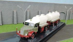 【送料無料】模型車 モデルカー スポーツカー トレーラーサイロggmts henschel hs14 hngerzug mit silos hoyer g0003713