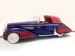 【送料無料】模型車 モデルカー スポーツカー カブリオレilario delage d8120 cabriolet chapron 1946 143 chro45