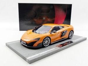 【送料無料】模型車 モデルカー スポーツカー マクラーレンbbr 118 mclaren 675lt 2015 bbrc1814b