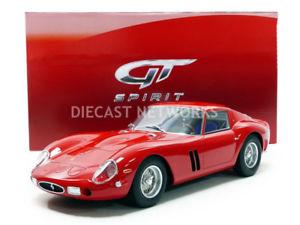 【送料無料】模型車 モデルカー スポーツカー グアテマラフェラーリグアテマラgt spirit 112 ferrari 250 gto 1962 gt175
