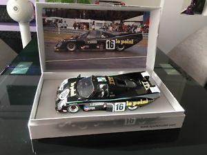 【送料無料】模型車 モデルカー スポーツカー スパーク#ルマンspark 118 rondeau m379 b 16, winner le mans 1980, j rondeau, jp jaussaud