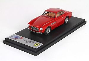 【送料無料】模型車 モデルカー スポーツカー フェラーリクーペシャーシダークレッドferrari 212 inter vignale coupe 1951chassis 0135e rhd dark red  bbr 143
