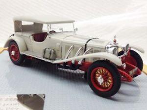 【送料無料】模型車 モデルカー スポーツカー ジンデルフィンゲンメルセデスベンツスポーツクローズベージュレッドイルilario mercedesbenz 680s sport4 sindelfingen closed 1927 beigered 143 il079