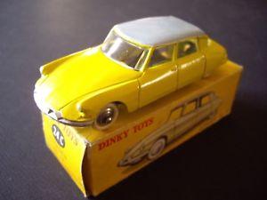 【送料無料】模型車 モデルカー スポーツカー シトロエンdinky toys 24cp citroen ds 19 berline boite dorigine