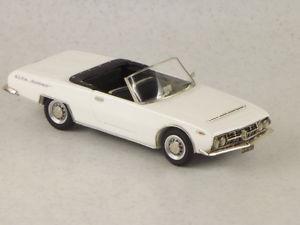 【送料無料】模型車 モデルカー スポーツカー アルファロメオスパイダースキーabc 315 alfa romeo 2600 spider boneschi 1963