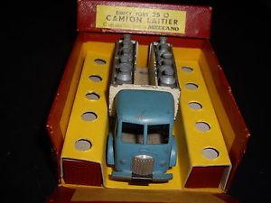 【送料無料】模型車 モデルカー スポーツカー フォードdinky toys 25o ford laitier boite dorigine