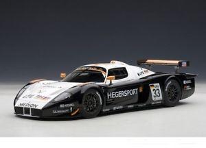 【送料無料】模型車 モデルカー スポーツカー マセラティマセラティグアテマラグアテマラ#メディオンミュラーハイエンドmaserati mc12 gt1 fia gt 33 heger mller medion 2010 autoart highenddetail 118