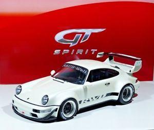 【送料無料】模型車 モデルカー スポーツカー トップグアテマラポルシェソフトウェアライセンスパールホワイトラフグアテマラtop 112 gt173 porsche 911 964 rwb pearlwhite rauh welt gt spirit