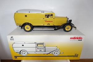 【送料無料】模型車 モデルカー スポーツカー トップmrklin postpaketauto 1990, limitierte auflage ovp, top