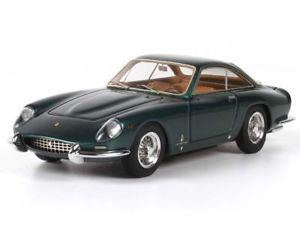 【送料無料】模型車 モデルカー スポーツカー フェラーリbbr ferrari 250 gt lusso sn 4335 long nose 70th anniversary green 143 rgm15
