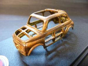 【送料無料】模型車 モデルカー スポーツカー フィアットメッシュマイクロプリントfiat 500 mascherone legno  microsprint mcs16064