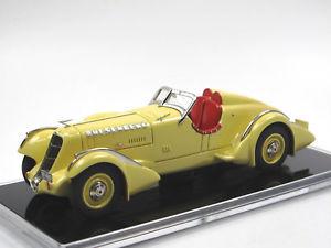 【送料無料】模型車 モデルカー スポーツカー モルモンウィザード1935 duesenberg sj mormon meteor speedster handbuilt 143 tin wizard