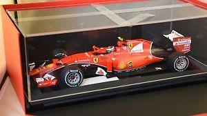 【送料無料】模型車 モデルカー スポーツカー フェラーリバーレーンライコネンlooksmart ls18f102 ferrari sf15 t 2me bahrain 2015 f1 gp n7 raikkonen 118