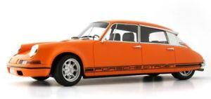 【送料無料】模型車 モデルカー スポーツカー カルトaut80003 by autocult brandpowder 911 ds 118
