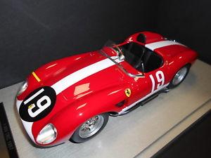 【送料無料】模型車 モデルカー スポーツカー テクノモデルフェラーリ#tm1851d by tecnomodel ferrari 500 trc 1957 19 118