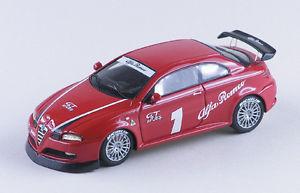 【送料無料】模型車 モデルカー スポーツカー アルファロメオコンペティツィオーネジュネーブモーターショー#abc 178c alfa romeo gt competizione geneve motor show 2004 1