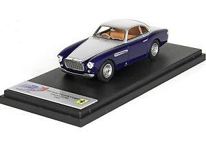 【送料無料】模型車 モデルカー スポーツカー フェラーリクーペシャーシダークメタルブルferrari 212 inter vignale coupe 1951 chassis 0135e rhd dark metal blu bbr 143