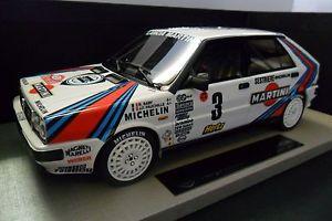 【送料無料】模型車 モデルカー スポーツカー トップマルケスグッズランチアモンテカルロモンテカルロラリーtop marques collectibles 118 lancia montecarlo rallye winner 1988 in resina