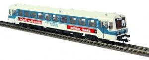 【送料無料】模型車 モデルカー スポーツカー レールハー187 brekina ne 81 triebwagen regentalbahn mbel haas ac wechselstrom 64330