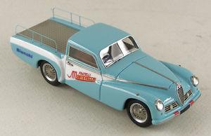【送料無料】模型車 モデルカー スポーツカー アルファロメオビアンキabc 258 alfa romeo 6c 2500 freccia doro assistenza bianchi 1956