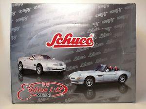 【送料無料】模型車 モデルカー スポーツカー ×メタルモデルエディションschuco 24x metall modelle m187 kompl h0 edition blister ovp