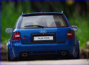 【送料無料】模型車 モデルカー スポーツカー チューニングアウディクワトロプラスモデル118 tuning audi rs6 avant quattro plus 4b 2004 bbs alu limitiertes modell