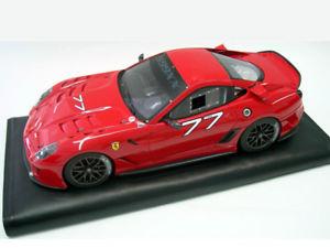 【送料無料】模型車 モデルカー スポーツカー フェラーリロッソコルサ#マッサferrari 599xx rosso corsa 77 versione clienti fmassa mr 118 fe02rh