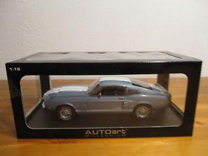 【送料無料】模型車 モデルカー スポーツカー シェルビー gor 118 autoart 1967 shelby gt 500 neu ovp