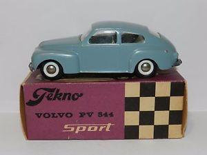 【送料無料】模型車 モデルカー スポーツカー ボルボオリジナルボックススポーツミントtekno volvo pv 544 sport nmint in original box 143 n822